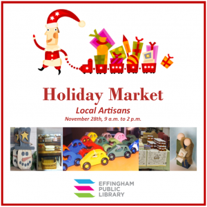 Holiday Market Facebook Ad 2015